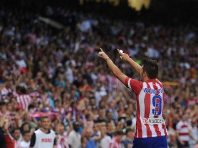 VIDEO Mesajul ASCUNS al lui David Villa dupa golul cu Barca! Ce mesaj a transmis fostei sale echipe, care l-a vandut pe 5 milioane!