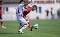 GREVA la Rapid! Antrenorul interimar a plecat! Ce a anuntat Cristescu dupa intalnirea cu jucatorii:
