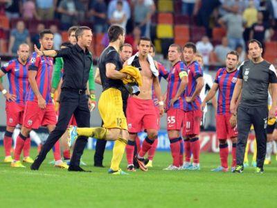 LOVITURA primita de Legia! Decizia DEFINITIVA luata de UEFA astazi! Ce se intampla la returul cu Steaua: