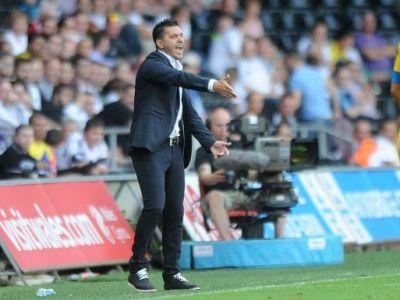 """Devastati dupa umilinta cu Swansea! Contra: """"E cel mai slab meci de cand sunt eu antrenor aici! Avem 5% sanse de calificare!"""" Ce a spus la final:"""