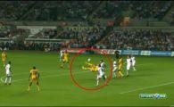 Executia MAGICA cu care a spalat RUSINEA! Grozav i-a ridicat in picioare pe englezi dupa cel mai frumos gol din Europa League! Vezi FOARFECA perfecta: VIDEO