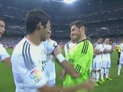 GESTUL magic facut de Iker Casillas la Trofeul Bernabeu! Ronaldo si-a cedat numarul 7 intr-un spectacol de vis! VIDEO