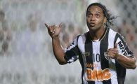Fazele pentru care este considerat un ZEU! Skill-ul lui Ronaldinho este INEGALABIL! Doua assist-uri ca la Playstation si driblinguri incredibile! VIDEO GENIAL: