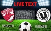 Dinamo a facut DIS-TRU-GE-RE! 2 penalty-uri, dubla Grigore! Dinamo 6-0 U Cluj! Danciu-gol a jucat cu capul spart, dar a avut calcaiul MAGIC!