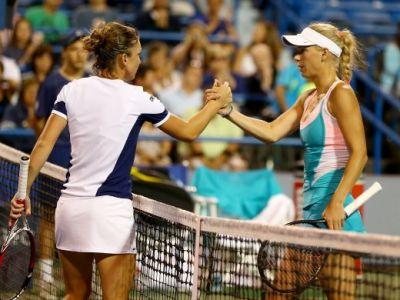 FABULOS! Halep a ajuns intr-o noua finala dupa ce a batut-o pe Wozniacki in SUA! Cum poate sa ajunga in semifinale la US Open in acest an: