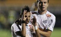 Steaua da LOVITURA! A facut show cu Neymar si a costat 5,4 milioane de euro in 2011! Ce brazilian poate ajunge gratis la Steaua: