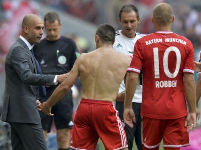 """""""Robbery"""", cel mai tare CUPLU din fotbal! Pep ramane neinvins in Bundesliga! Reusita GENIALA a lui Robben! VIDEO:"""