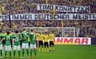 Nemtii au intrat in ISTORIE! Cel mai frumos moment din istoria Bundesligii! Ziua in care 80.000 de fani au lacrimat pentru un idol:
