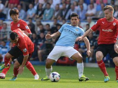 Primul SOC din Premier League! Cardiff i-a invins pe bogatii din Manchester la primul meci acasa in Premier League! VIDEO: