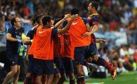 VIDEO Adriano o salveaza pe Barca cu un gol GENIAL! Neymar, din nou rezerva: Malaga 0-1 Barcelona, in Primera!