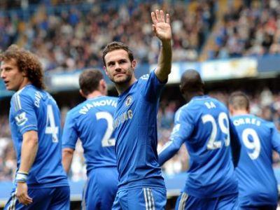 Decizia DE NEINTELES cu care Chelsea isi socheaza fanii! Mourinho e gata sa-l dea IMPRUMUT pe briliantul Mata! Unde il trimite pe mijlocasul de 45 de milioane: