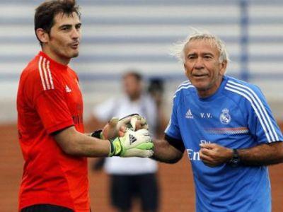 Ancelotti si-a adus ARMA SECRETA la Madrid! Cea mai grea decizie din vestiarul lui Real va fi luata de un BATRANEL de 64 de ani! Vezi cine este: