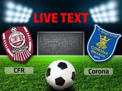 CFR Cluj 1-0 Corona Brasov! Minca apara penalty in minutul 85! Grigoras obtine prima victorie cu CFR