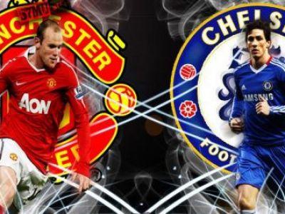 Super DERBY in Anglia! Manchester United 0-0 Chelsea! Primire emotionanta pentru Moyes! Mourinho a fost facut de ras! Portughezul a TRAS de timp!