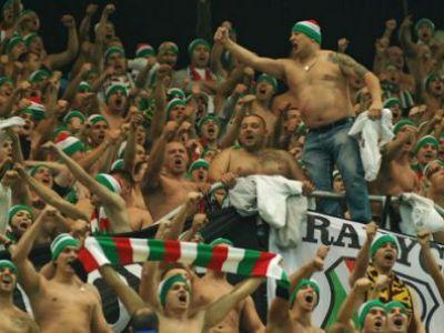 Alerta la Varsovia: ultrasii din peluza Zyleta vor fi pe stadion diseara! O parte a galeriei ramane in afara arenei! Anuntul facut astazi: