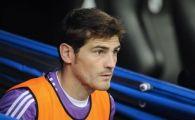Veste TERIBILA primita de Casillas! Ancelotti nu cedeaza! Ce spune despre postul de portar de la Real: