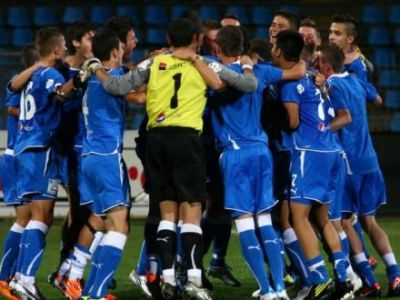 Meciul cu Ungaria s-a mutat astazi! Pustii lui Hagi dau 3 teste URIASE! Academia Hagi se bate cu ungurii si cu turcii LIVE la Sport.ro si pe Voyo.ro: