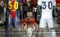 INCREDIBIL! Ce se gaseste la vanzare in magazinele din Madrid? Fanii Realului s-au grabit putin :) FOTO