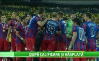 Profit de 35 de milioane de euro pentru Steaua! Cum arata bilantul fantastic al banilor! 'Steaua', cel mai tare brand din tara!
