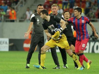 """Exista un om care a ironizat Steaua dupa calificarea in grupele Ligii: """"N-a meritat deloc sa ajunga acolo"""""""