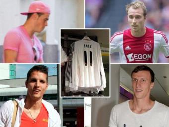 """""""Tottenham uita de Bale cu transferurile a doi dintre cei mai talentati jucatori ai Europei!"""" Cine vine dupa Chiriches pe White Hart Lane:"""