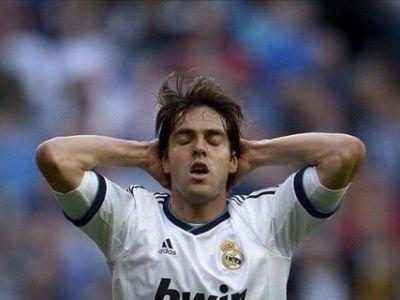 """BOMBA la Madrid! Teapa de 65 de milioane dupa anuntul asta! Kaka: """"Vreau sa plec! Pana luni vreau alta echipa!"""""""
