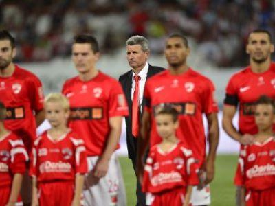 S-au facut de ras! Dinamovistii lui Multescu au comis-o inca o data! Au condus cu 2-0 la pauza, dar CSM Ramnicu Valcea s-a distrat in repriza a doua: