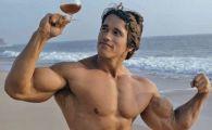 """WOW! Arnold arata PERFECT la 66 de ani! """"Terminatorul"""" a strans sute de mii de likeuri in cateva ore! Cum a aparut pe platoul de filmare:"""