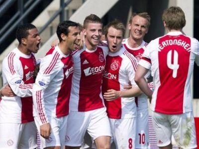 ACUM LIVE VIDEO Groningen 1-1 Ajax! Campioana, la primul meci fara starurile Eriksen si Alderweireld! Vezi partida aici: