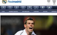 """""""Gareth Bale este noul jucator al Realului!"""" Site-ul oficial al madrilenilor a facut anuntul asteptat de milioane de suporteri!"""