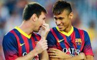 FA-BU-LOS! Asta era cel mai tare gol tiki-taka din ISTORIE? Neymar si Messi au facut o faza DEMENTIALA! VIDEO