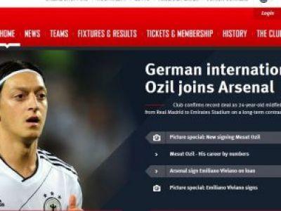 TRANSFER MARKET | 2,5 MILIARDE cheltuite pe transferuri in aceasta vara! Ozil a plecat de la Real cu 31min inainte finalul mercato, Man United a anuntat primul transfer dupa 1 noaptea: