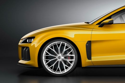 FOTO S-a lansat azi in Germania! Asa arata noua BESTIE sport de la Audi! Se lanseaza oficial la Frankfurt!