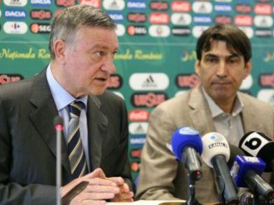 """Sandu: """"Totul e in regula, am incredere in echipa si Piturca!"""" Mesajul pentru suporteri si pentru Adrian Mutu:"""