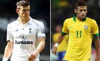Bale sau Neymar? Intrebarea care a provocat primul SCANDAL intre fanii spanioli! Cine a castigat duelul: