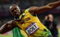 """Se apuca de fotbal? Usain Bolt a anuntat cand se va retrage: """"Nu mai sunt motivat sa fac acest sport!"""""""
