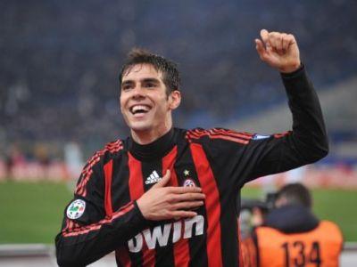 """""""Mi-a redat bucuria de a juca fotbal!"""" Kaka s-a reintors oficial la AC Milan! Ce promisiune le-a facut fanilor:"""