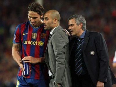 """""""Messi, Xavi, Iniesta? Niste baietei de scoala"""" Cum l-a pierdut Ibra pe 'Zlatan' la Barcelona si de la ce a plecat scandalul monstru cu Guardiola:"""