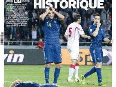 Cu ei ne putem intalni la baraj: CRIZA fara precedent la nationala Frantei! 21 de minute in care isi pot salva onoarea! Benzema nu a mai marcat de peste 1000 de minute!