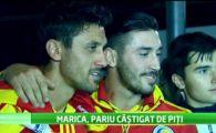 VIDEO Marica a avut un SOC dupa meciul cu Ungaria :) Atacantul nationalei si-a gasit SOSIA pe National Arena! Cum a reactionat: