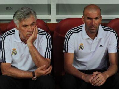 """Reactia surprinzatoare a lui Zidane cand a fost intrebat de transferul lui Bale: """"E de neinteles cum de s-a platit atat!"""" Cui i-ar da Balonul de Aur:"""