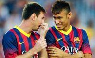 """Neymar recunoaste ca Messi este ZEUL suprem din fotbal: """"Este idolul meu, il admir"""" Ce a descoperit in Barcelona:"""