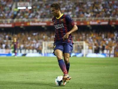 SECRETUL lui Neymar! Starul brazilian se transforma la Barca, a pus deja 2kg de muschi pe el! Cum a reusit: