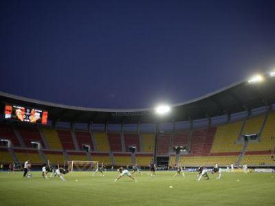 Steaua, amendata de UEFA dupa incidentele de la Skopje! Cati bani plateste campioana: