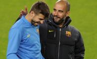 """Jucatorii Barcei nu plang deloc dupa Guardiola! Declaratia surprinzatoare a lui Pique: """"Barcelona a fost SCLAVA sistemului tiki-taka!"""""""