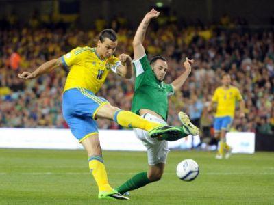 Fast & Furious! Zlatan a dat lovitura in 27 de secunde! Executia lui Ibra care duce Suedia aproape de baraj: VIDEO