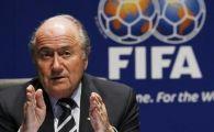 """Veste URIASA despre organizarea Mondialului din 2022! Blatter ia o decizie RADICALA: """"Am facut o mare greseala"""""""