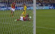 """Tot stadionul a strigat: """"HENT!"""" Faza controversata in careul turcilor! Trebuia penalty?"""
