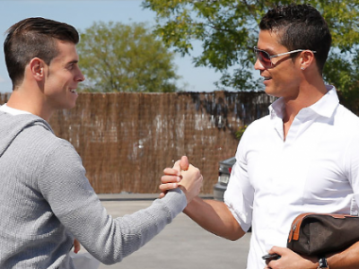 FOTO Momentul asteptat de milioane de fani: Bale, alaturi de Ronaldo la Madrid! Cand poate debuta galezul: