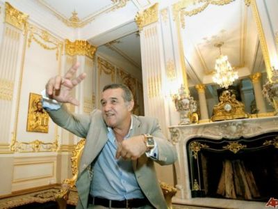 """""""Becali este un fel de Berlusconi al Romaniei"""" Nemtii i-au facut PORTRETUL lui Becali inaintea meciului cu Schalke:"""